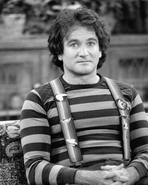 Robin Williams, Mork & Mindy (1978)