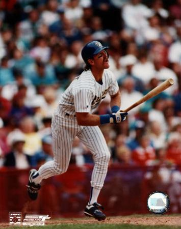 Robin Yount - Looking up