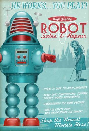 Robot Sales And Repair