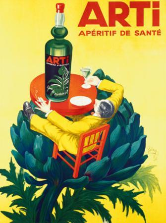 Aperitif Arti by Robys (Robert Wolff)