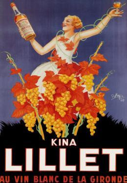 Kina Lillet by Robys (Robert Wolff)