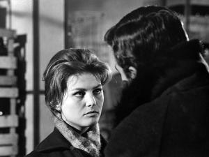 """""""Rocco and his Brothers"""" (Rocco and ses freres) by Luchino Visconti with Claudia Cardinale, 1960 (b"""