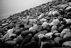 Rock Beach in Lima Peru
