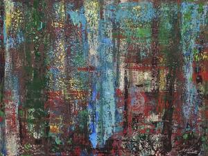 Abstract Forrest by Rock Demarco