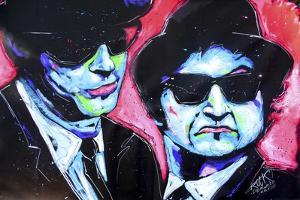 Blues Bros 001 by Rock Demarco