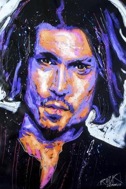 Depp Art 001 by Rock Demarco