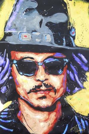 Depp Art 002 by Rock Demarco