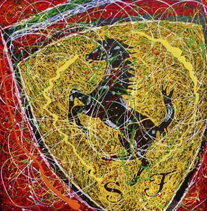 Ferrari by Rock Demarco