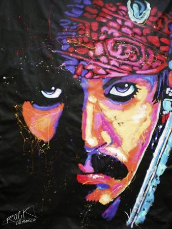 Jack Sparrow by Rock Demarco
