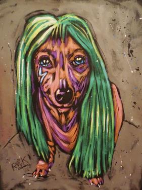 Lady Bark Bark by Rock Demarco