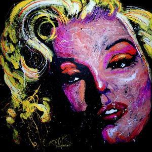 Marilyn Joker 001 by Rock Demarco