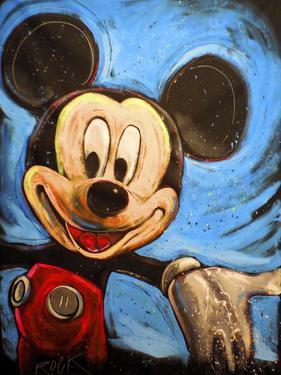 Mickey 001 by Rock Demarco