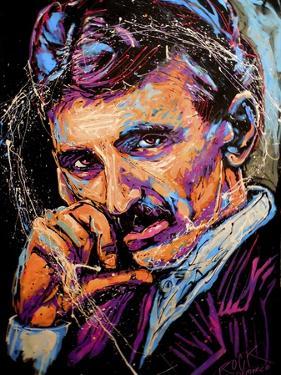 Nikola Tesla 003 by Rock Demarco