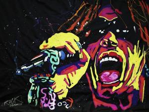 Steven Tyler 001 by Rock Demarco