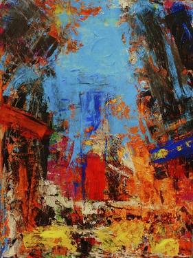 Times Square by Rock Demarco