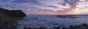 Rock Formations at the Coast, Blowing Rocks Preserve, Vero Beach, Florida, USA