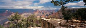 Rock Formations in a National Park, Mather Point, Grand Canyon National Park, Arizona, USA