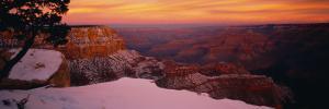 Rock Formations on a Landscape, Grand Canyon National Park, Arizona, USA