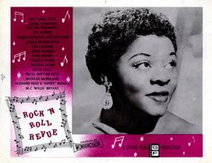 Rock 'N' Roll Revue, Dinah Washington, 1955