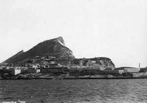 Rock of Gibraltar, C1920S-C1930S