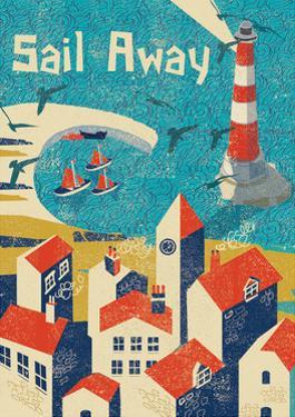Sail Away by Rocket 68