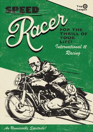 Speede Racer by Rocket 68