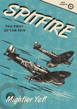 Spitfire by Rocket 68