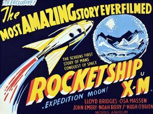 Rocketship X-M, 1950