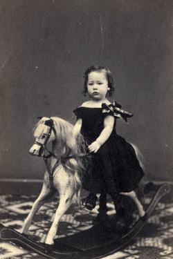 Rocking Horse, 1860-80