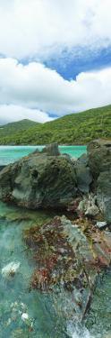 Rocks in the Sea, Jumbie Bay, St John, Us Virgin Islands