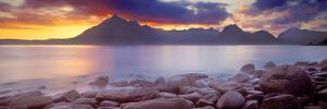 Rocks on the Coast, Elgol, Loch Scavaig, Isle of Skye, Scotland