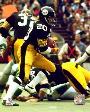 Rocky Bleier 1974 Action