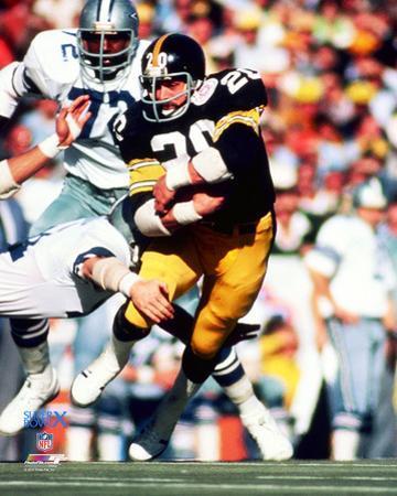 Rocky Bleier Super Bowl X Action