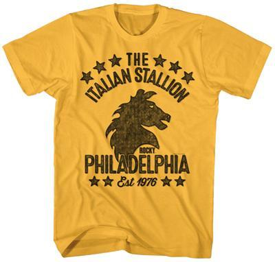Rocky- Philly Italian Stallion