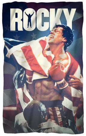 Rocky - Raise Up Fleece Blanket