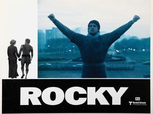 Rocky, Sylvester Stallone, 1976