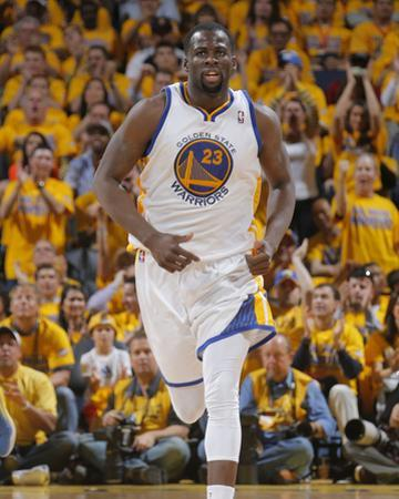 2014 NBA Playoffs Game 6: May 1, Los Angeles Clippers vs Golden State Warriors - Draymond Green