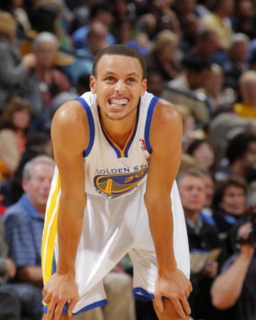 Detroit Pistons v Golden State Warriors: Stephen Curry