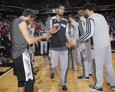 Mar 21, 2014, San Antonio Spurs vs Sacramento Kings - Tim Duncan