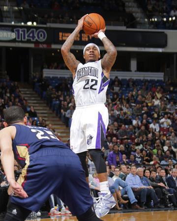 Mar 3, 2014, New Orleans Pelicans vs Sacramento Kings - Isaiah Thomas