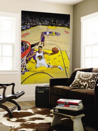 New York Knicks v Golden State Warriors: Stephen Curry