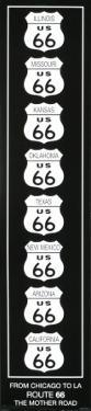 Route 66 by Rod Kennedy