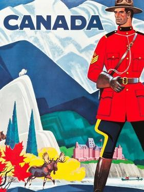 Canada by Rod Ruth