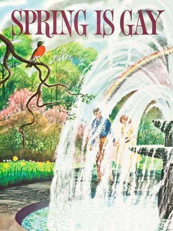 Spring Is Gay
