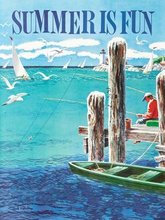 Summer Is Fun