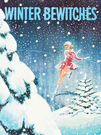 Winter Bewitches