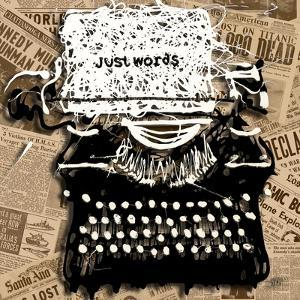 Just Words 1 by Roderick E. Stevens