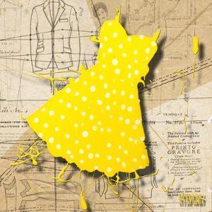 White on Yellow by Roderick E. Stevens