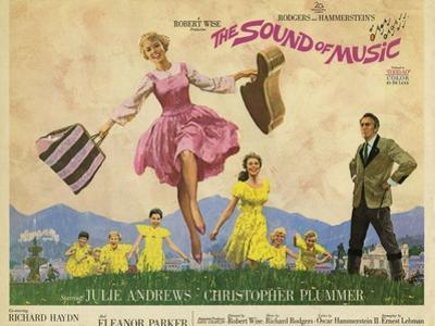 """Rodgers And Hammerstein's """"The Sound of Music"""" 1965, Directed by Robert Wise"""