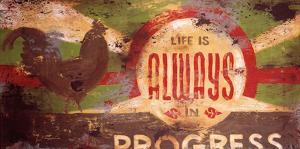 Always In Progress by Rodney White